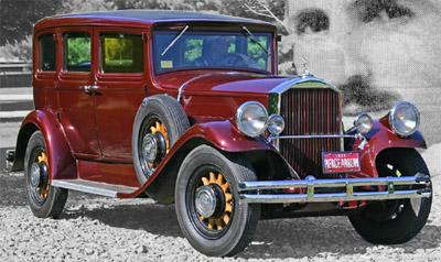 автомобиль тесла 1931